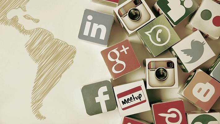 Las redes sociales son el principal canal para más del 80% de los profesionales de comunicación latinoamericanos
