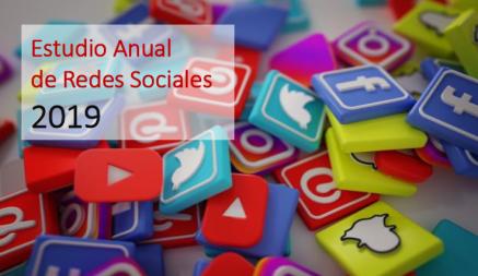 Estudio Anual de Redes Sociales IAB 2019