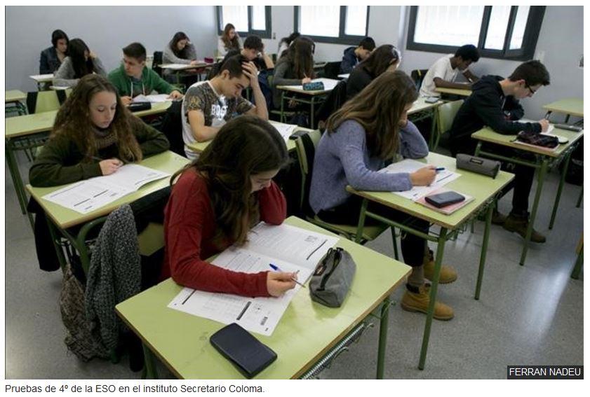 La primera lección de PISA: España debe mejorar sus profesores.