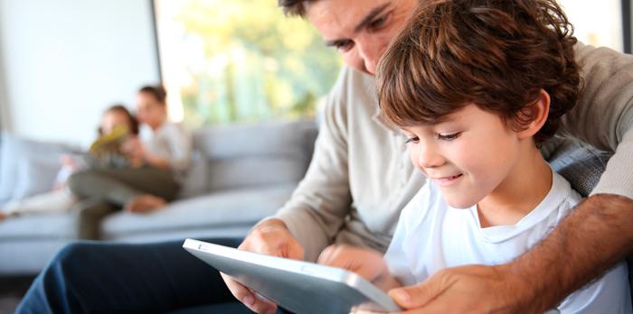 Seguridad en internet: recursos para padres y docentes
