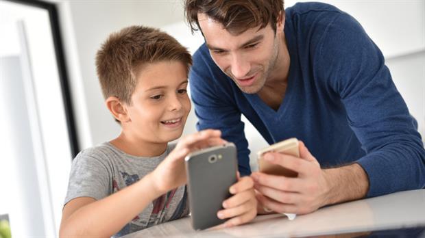 Manual 2.0 para padres: los nativos digitales no existen.
